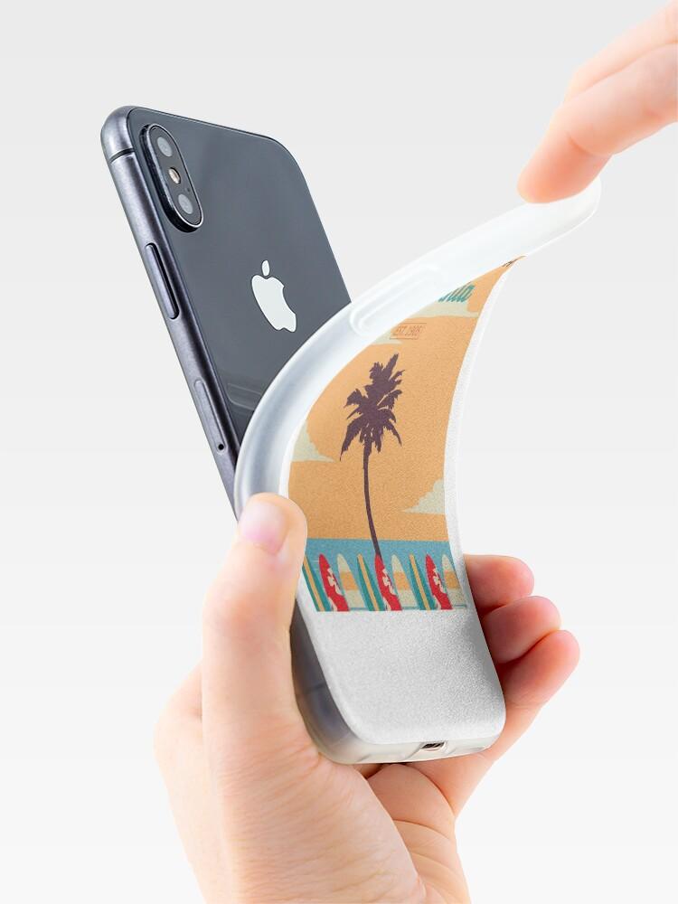 Alternative Ansicht von Venice Beach - Kalifornien. iPhone-Hülle & Cover