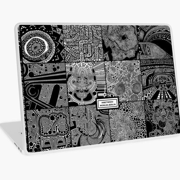 Inbetween Worlds Laptop Skin