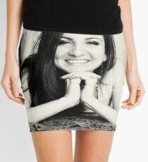 Keep Smiling... Mini Skirt