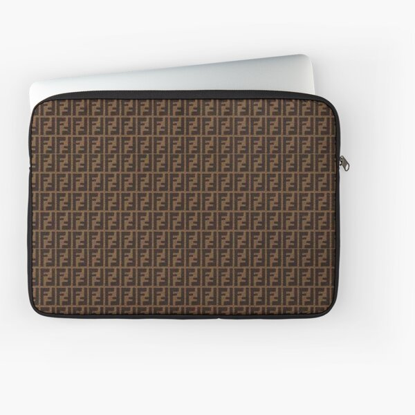 Fendi Collage Laptop Sleeve