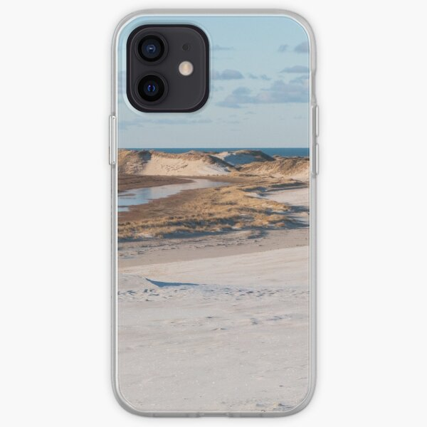 Dune changing the entire landscape iPhone Soft Case