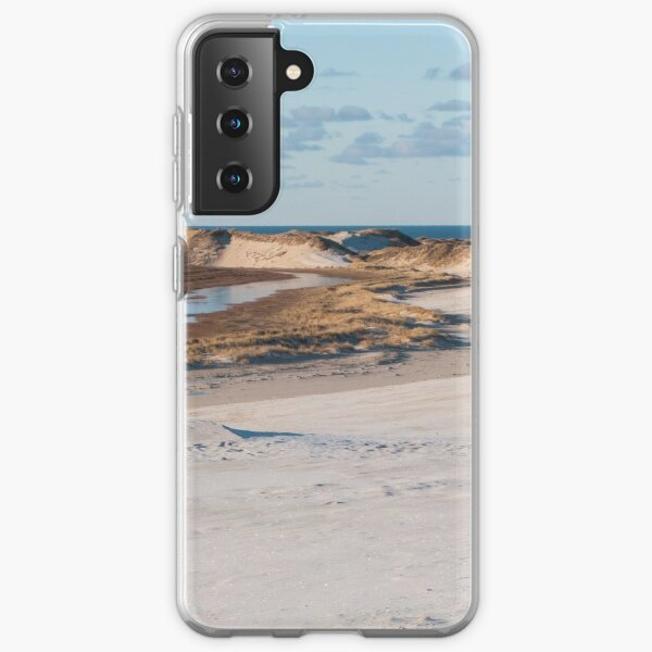 Dune changing the entire landscape Samsung Galaxy Soft Case