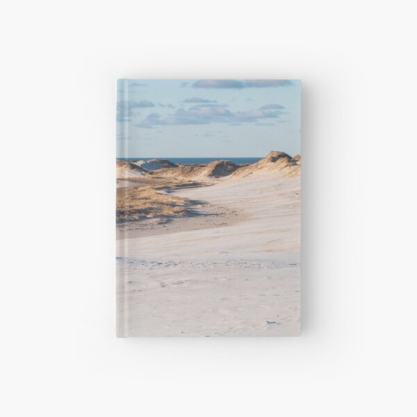 Dune changing the entire landscape Hardcover Journal