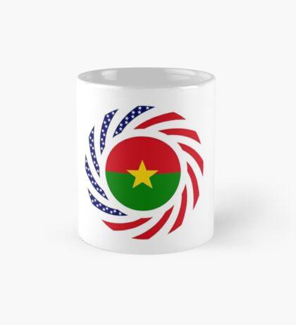 Burkina Faso American Multinational Patriot Flag 1.0 Mug