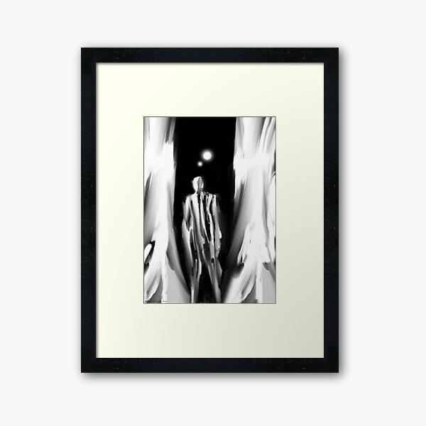 MISSING EARTH - 003 Framed Art Print