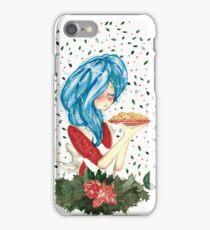 Good morning Christmas Cookies!  iPhone Case/Skin
