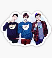 JYJ Sticker