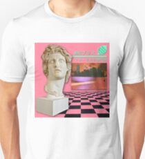 Floral Shoppe Macintosh Plus Unisex T-Shirt