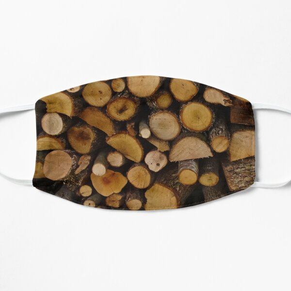 Logs  Flat Mask