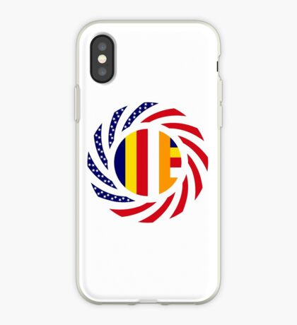 Buddhist Murican Patriot Flag Series iPhone Case