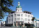 The Dome, Napier by Margaret  Hyde