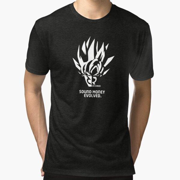 Decred sound money evolved v1 Tri-blend T-Shirt