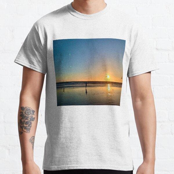Sonnenuntergang am Venice Beach Classic T-Shirt