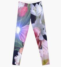 YOUR LIFE AS A GARDEN Leggings