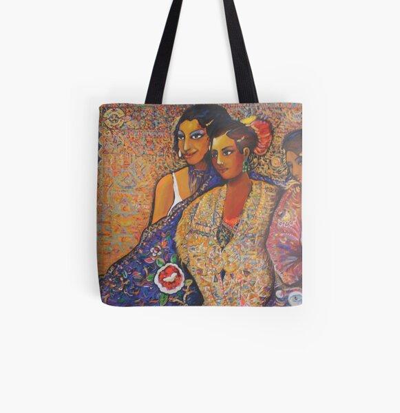 Palermo fu capitale di un sogno del Mediterraneo All Over Print Tote Bag
