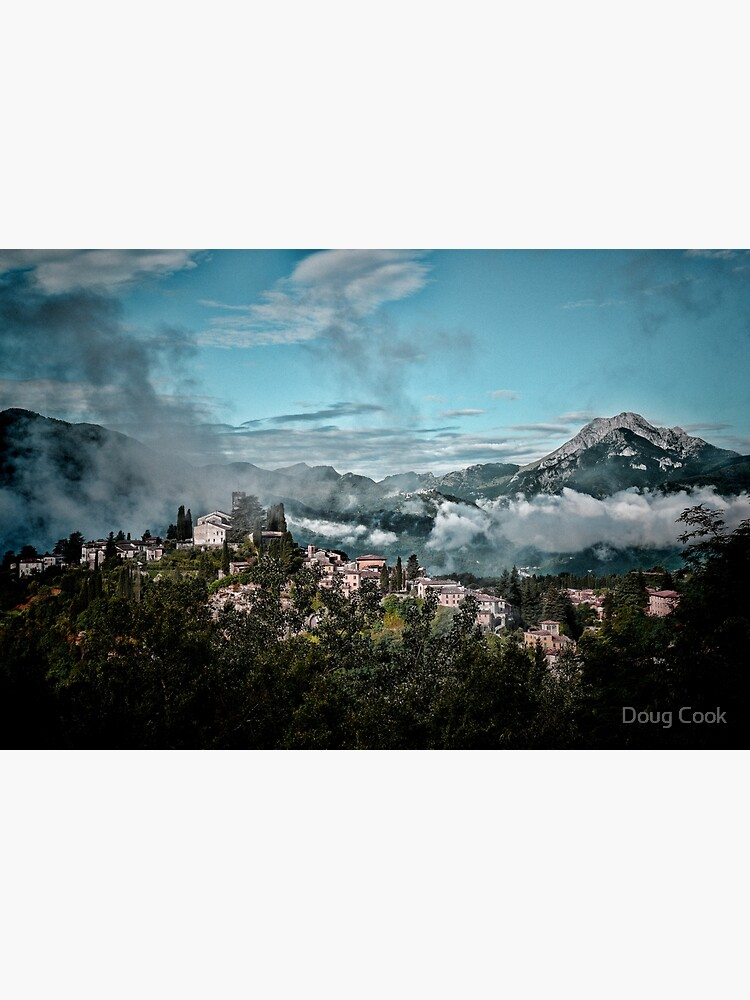 Barga Italy by DougCook