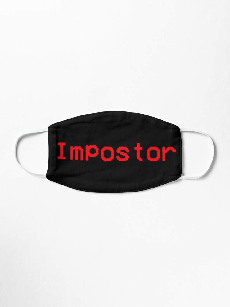 Alternate view of Imposter Mask