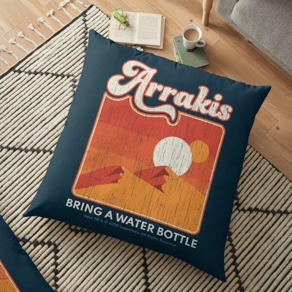 Dune 2020 Arrakis Desert Design Floor Pillow