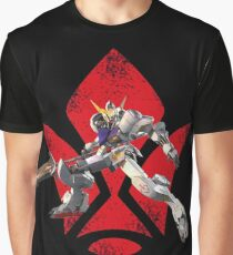 Gundam Barbatos - Iron Blooded Orphans Graphic T-Shirt