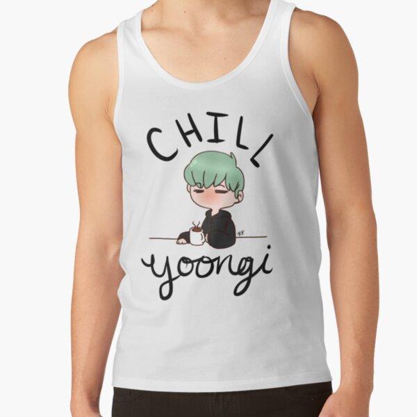 Chill Min Yoongi Débardeur
