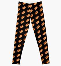 Hotdog Pixel Sprite Leggings
