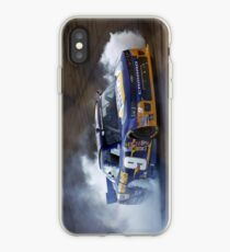 Chase Elliott Burning Out iPhone Case