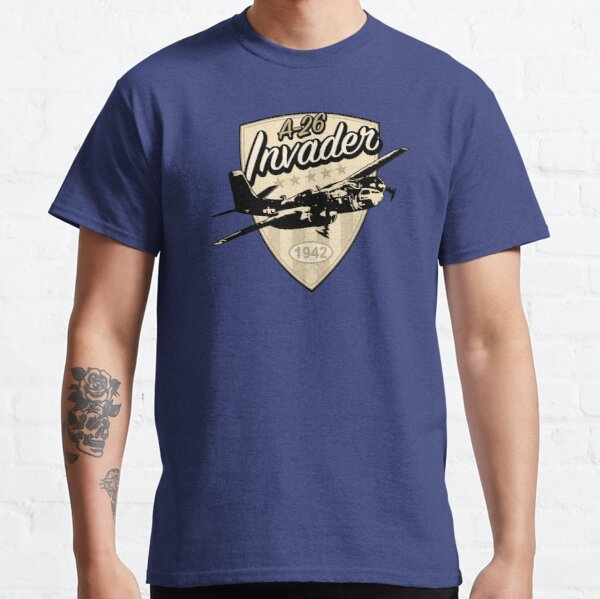 Invasor A-26 Camiseta clásica