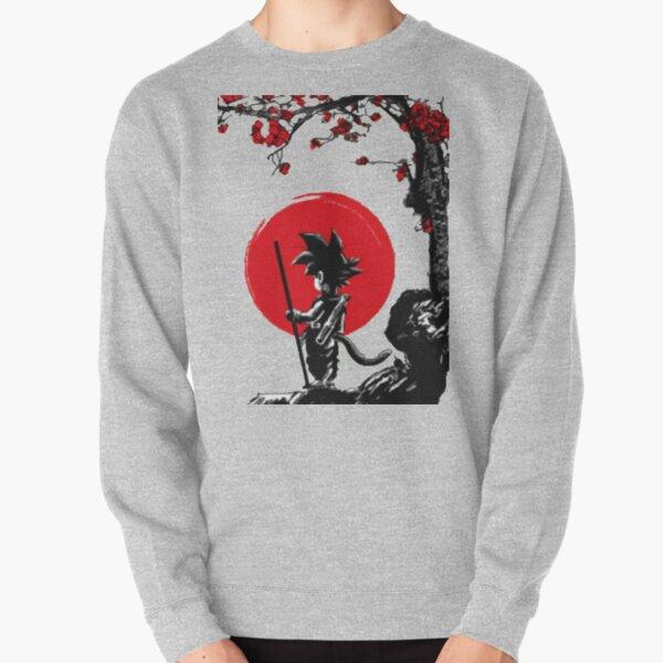 GOKU ink Pullover Sweatshirt