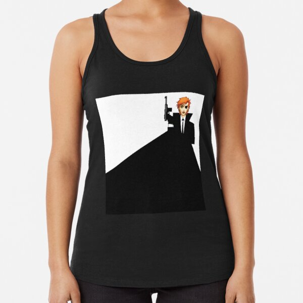 Fashion In Action Red  Racerback Tank Top