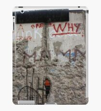 Berlin wall iPad Case/Skin