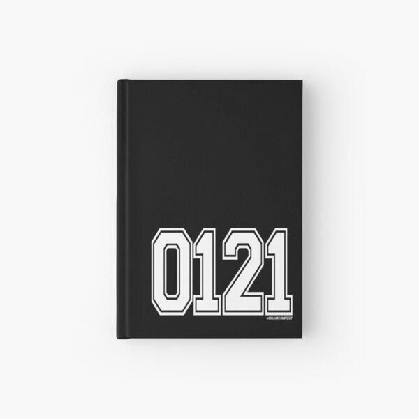 0121 Hardcover Journal