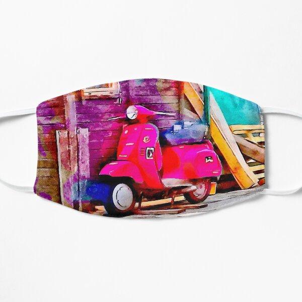 Colorful Lambretta Mask