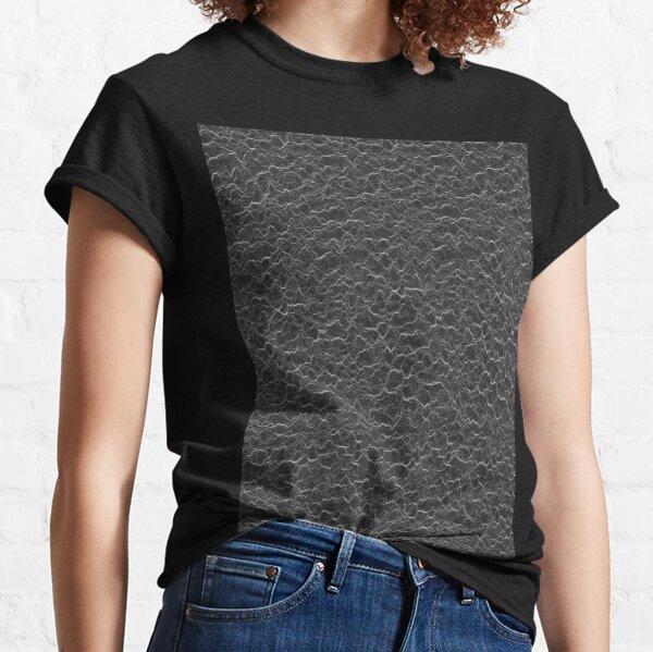 Paysage de bruit de Perlin T-shirt classique