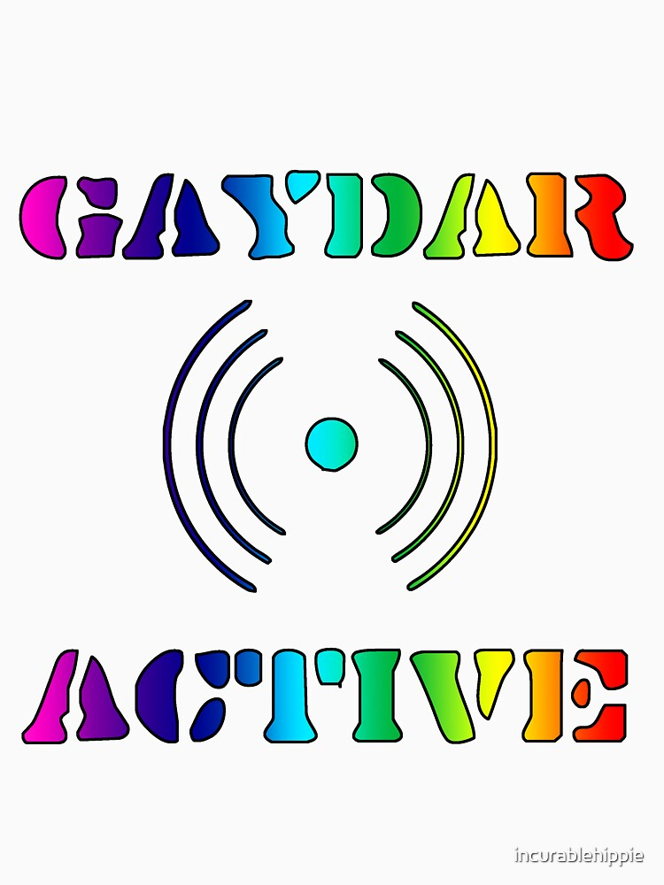 Gaydar Active II LGBTQIA by incurablehippie
