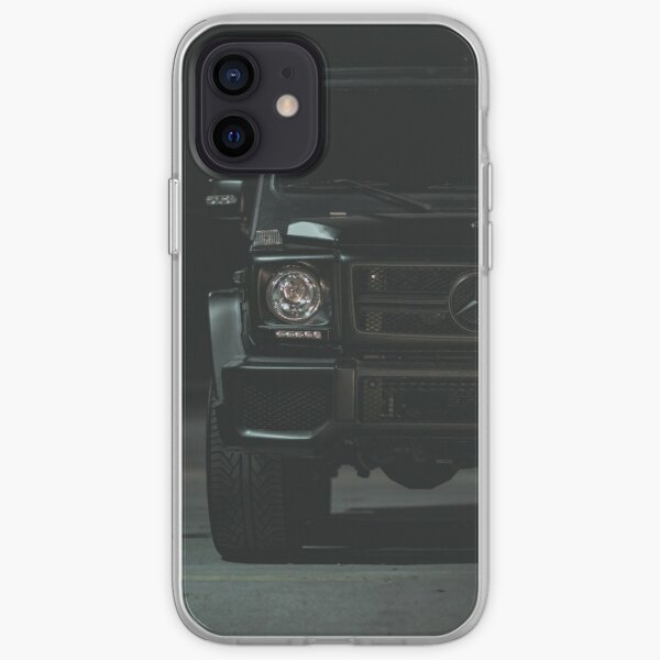 Mercedes Benz Classe G Coque souple iPhone