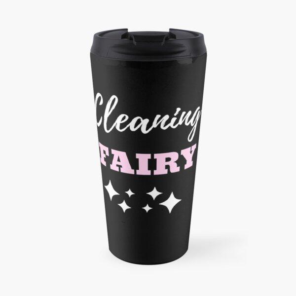 Cleaning Fairy Travel Mug