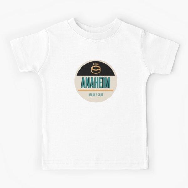 Ducks LA Fan Ice Baby Toddler Youth Tee Anaheim Hockey Stadium Kids T-shirt