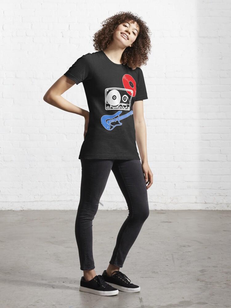 Alternate view of Rock 'n' Roll Essential T-Shirt