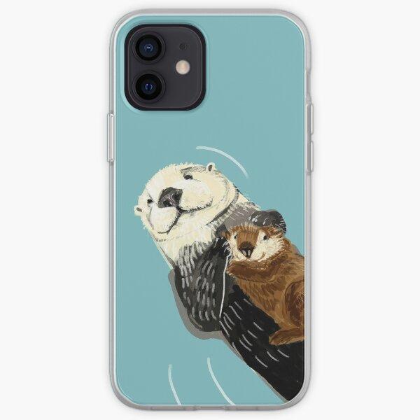 Alaska sea otter Funda blanda para iPhone