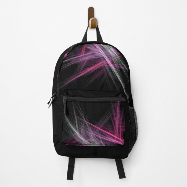 Colorful Lasers 001 Backpack