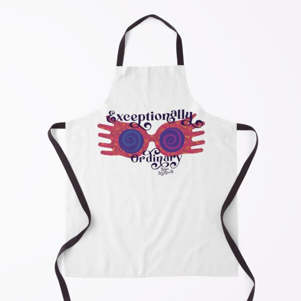 Exceptionally Ordinary  Apron