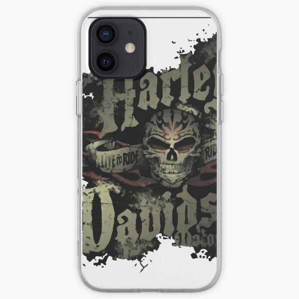 Véritable Harley Davidson Coque souple iPhone