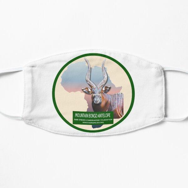 Mountain Bongo Antelope Flat Mask