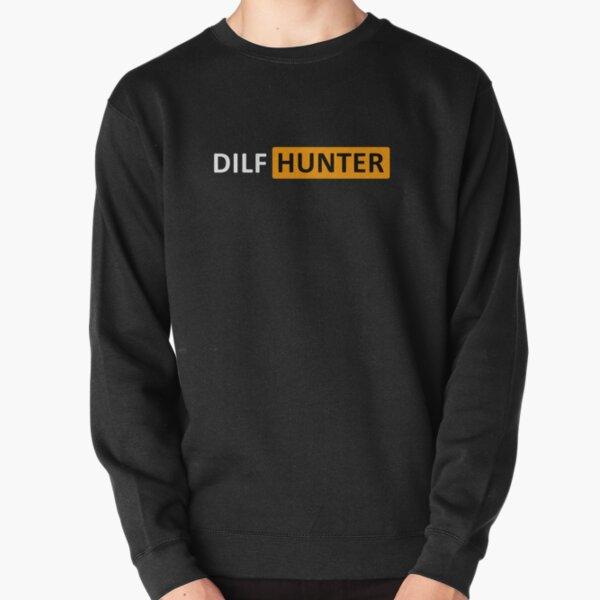 Dilf Hunter  Pullover Sweatshirt