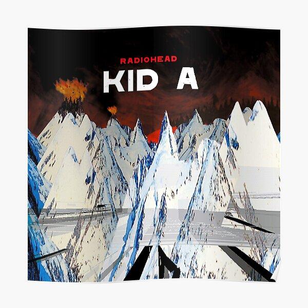 Kid A (HD) Poster