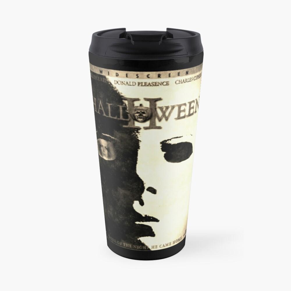 Movie Poster Merchandise Travel Mug