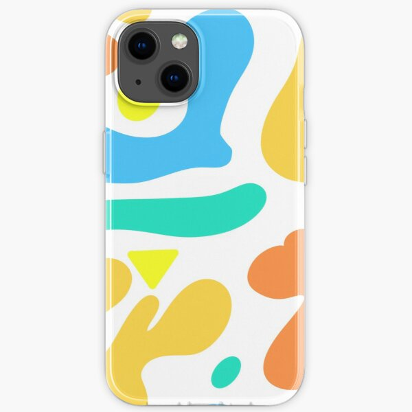 Blobs iPhone Soft Case