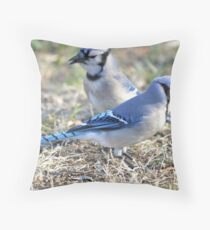 Jays Throw Pillow
