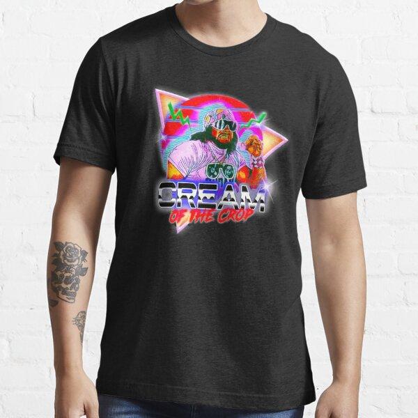 Retro Cream Of The Crop Macho Man Essential T-Shirt