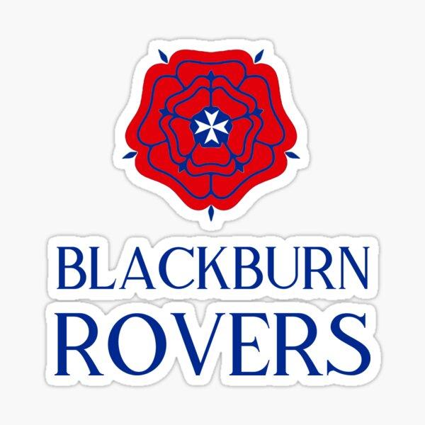 Blackburn Rovers Blue Sticker